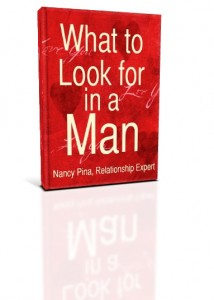 What to Look for in a Man e-book
